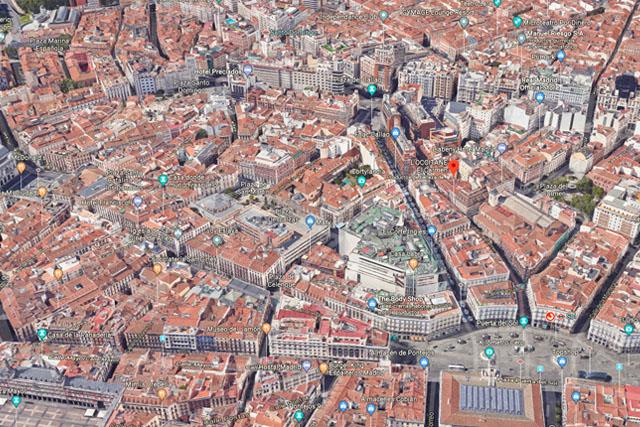 L'Occitane en Provence - Ubicación - Prime Real Estate