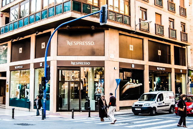 Nespresso Alicante