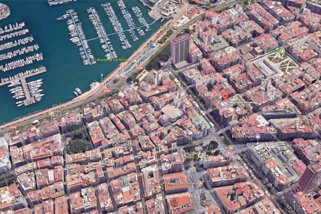 Nespresso Alicante - Ubicación - Prime Real Estate