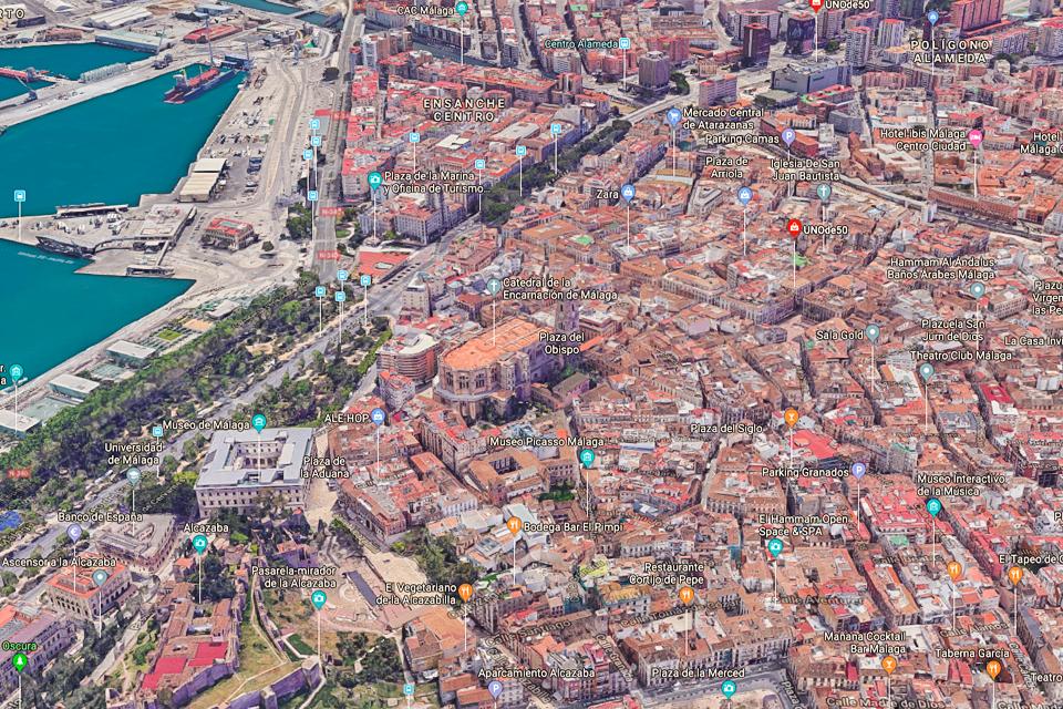 UNO DE 50 - Málaga
