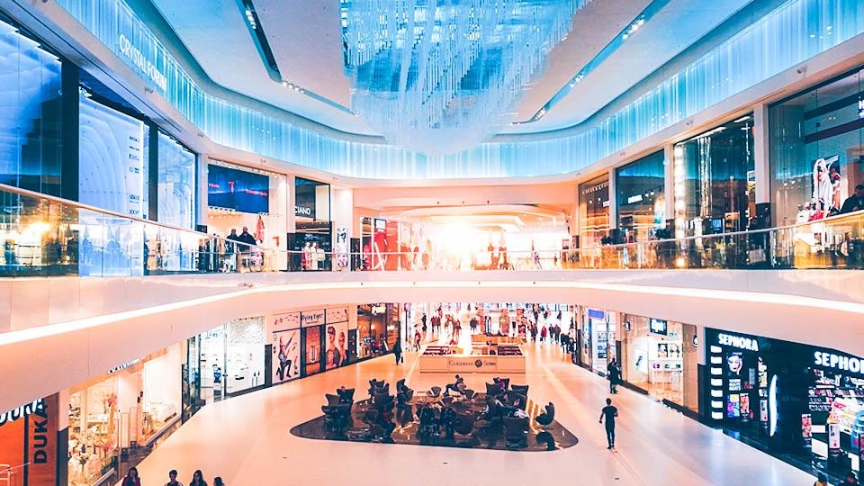 Comercial retail - Inversión inmobiliaria sectores y rentabilidad